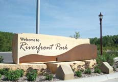 Welcome to Riverfront Park
